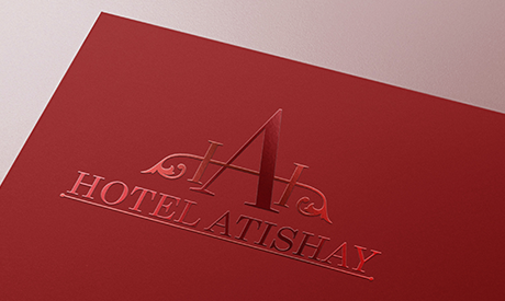 HOTEL ATISHAY – our work Banner